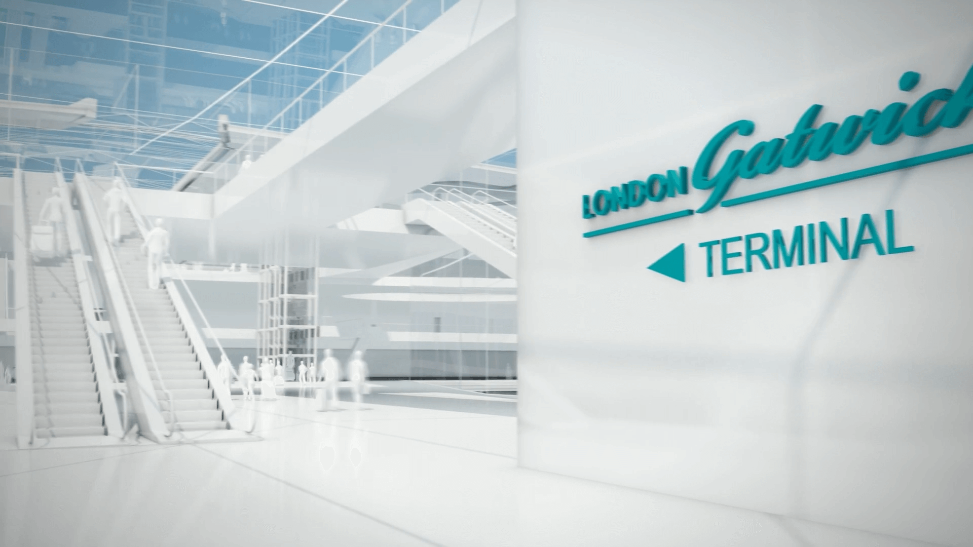 London Gatwick unveils plans to become world's most