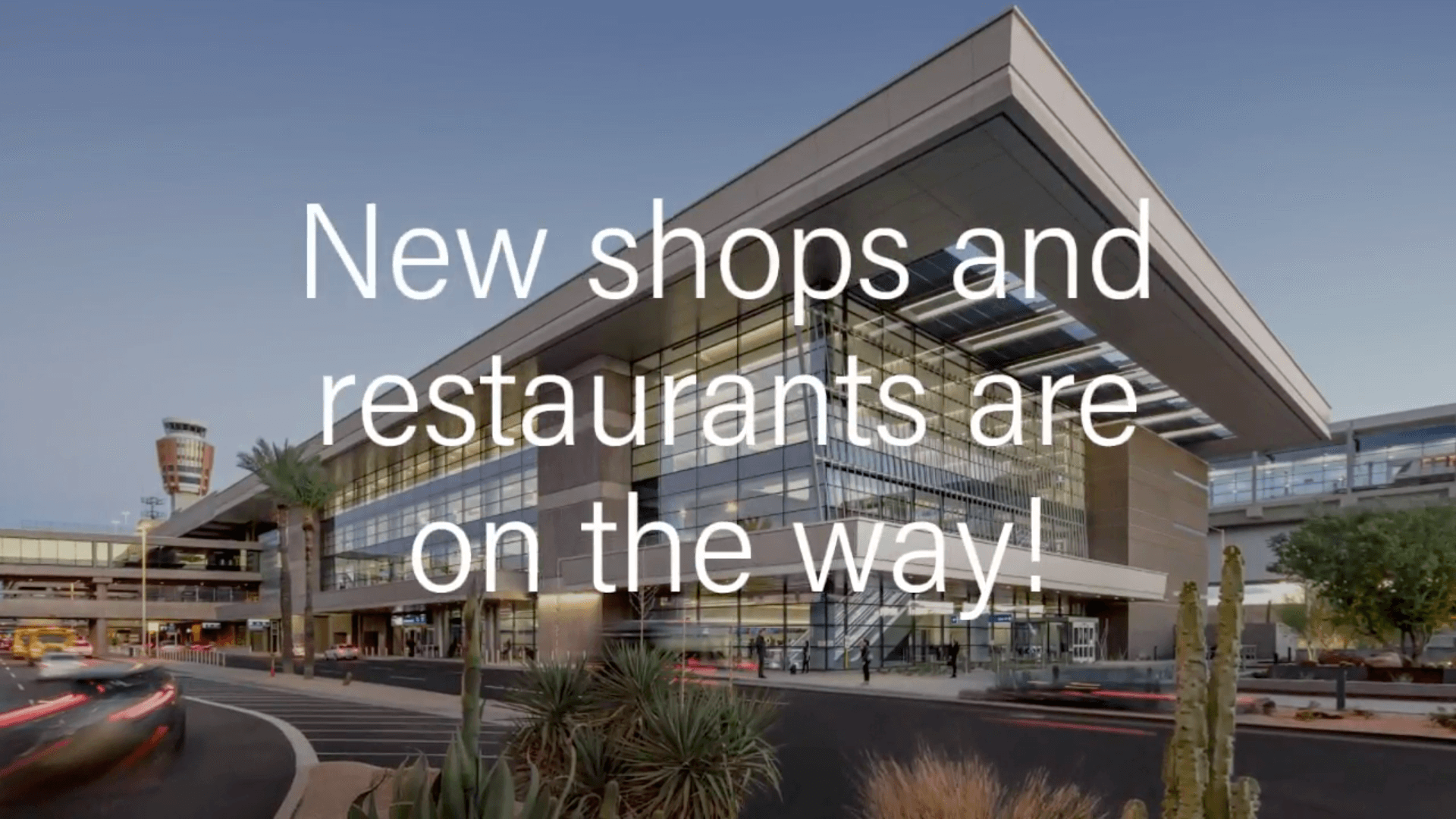 New Shops And Restaurants Coming To T3 At Phoenix Sky Harbor