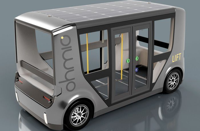 New Zealand Made Driverless Vehicle Joins Trial At