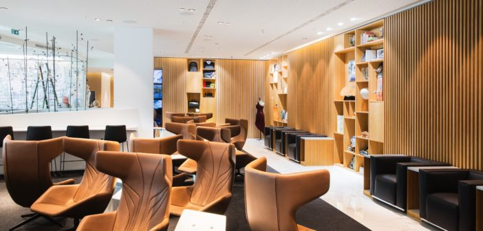 Brussels Airlines extends The Loft at Brussels Airport