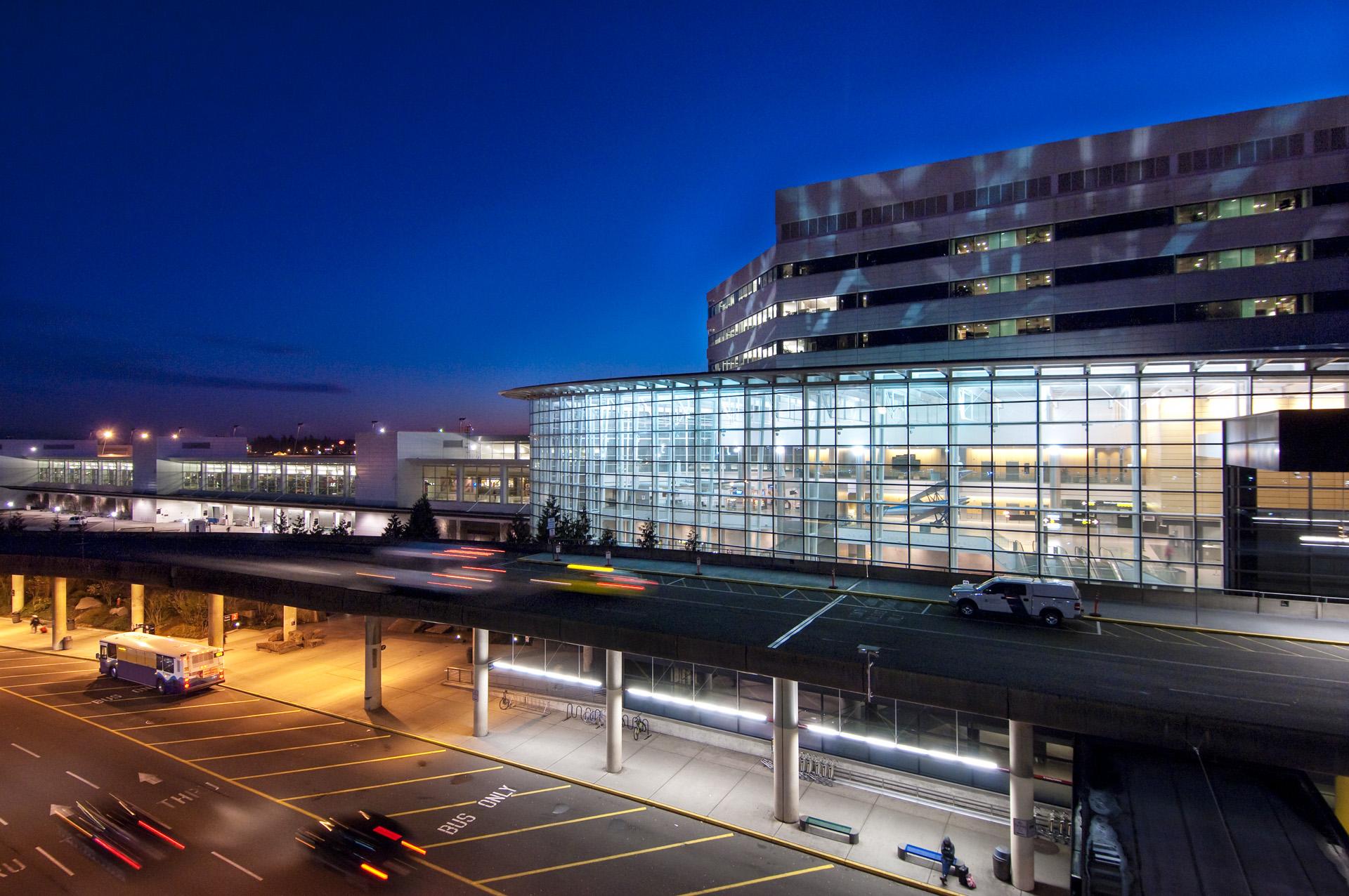 Car Rental Tacoma Wa: Automated Screening Lanes Installed At Seattle-Tacoma