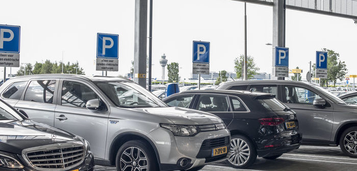 What is the future of airport parking?