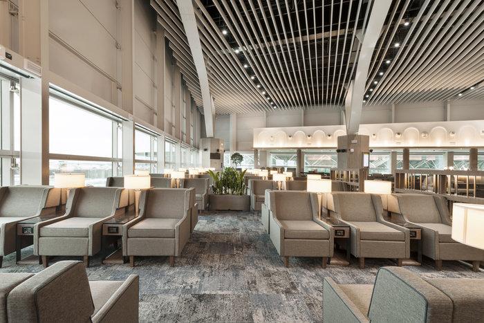 Plaza Premium Lounge Opens At Rome Fiumicino Airport Passenger Terminal Today