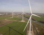 Royal Schiphol Group opens wind farm