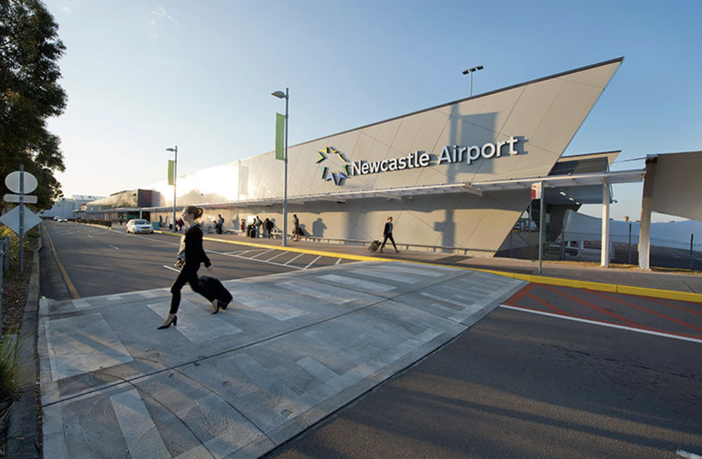 oOh!media secures advertising rights at Newcastle Airport