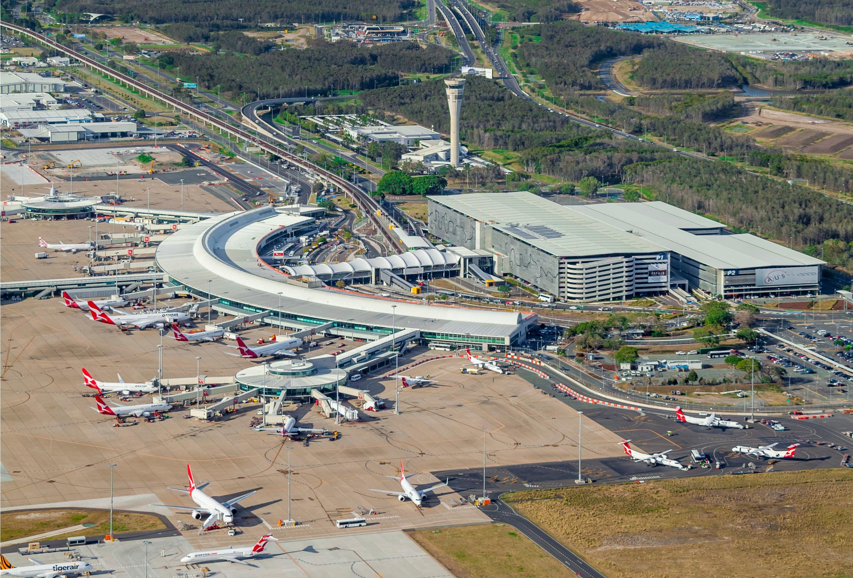 Brisbane Airport completes installation of 1GB broadband network