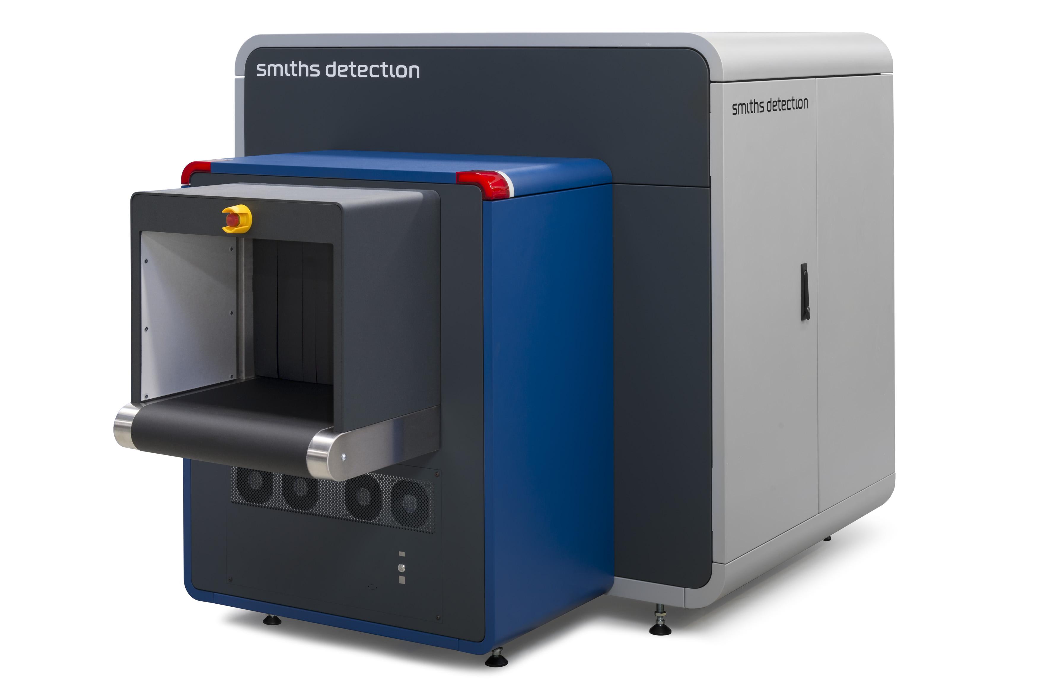 Smiths Detection Receives Tsa Certification For Hi Scan 6040 Ctix