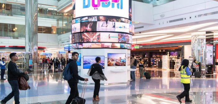 Interactive tourism display launched at Dubai Airport
