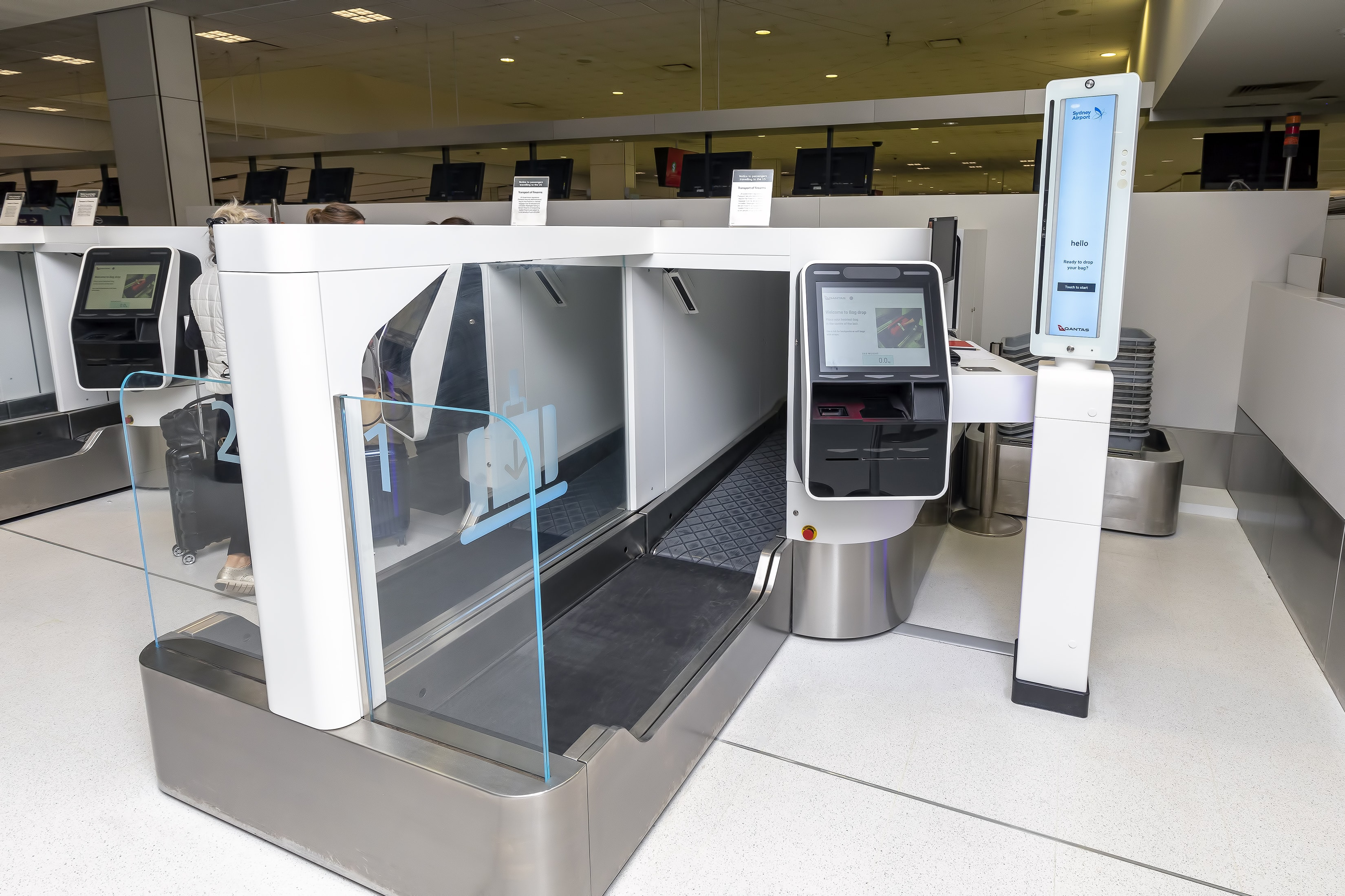 Qantas trialling end-to-end facial recognition security system at Sydney Airport - Passenger Terminal Today