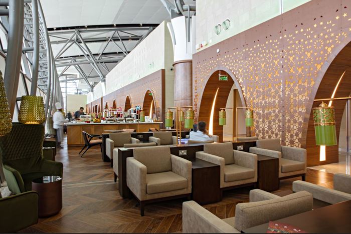 middle eastern lounge