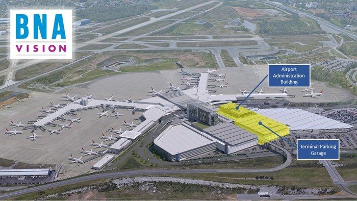Metropolitan Nashville Airport Authority awards US$144m
