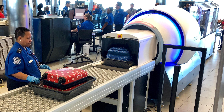 TSA to trial CT checkpoint scanners at Baltimore Washington