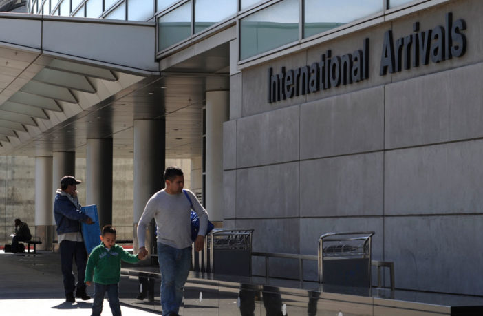 Mineta San José International Airport installs facial biometrics to expedite arrivals process