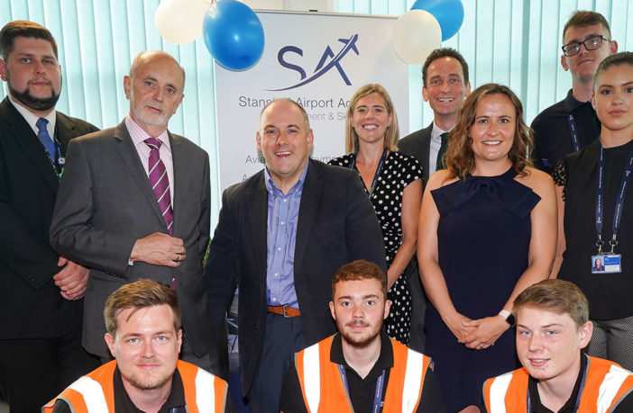 Stansted Airport's dedicated employment academy relaunches