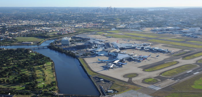 APN Outdoor signs five-year advertising deal with Sydney Airport