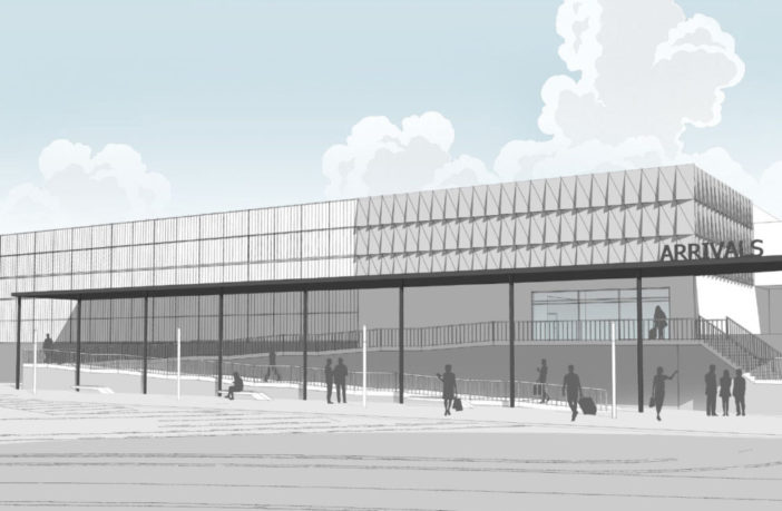 Watson Batty Architects appointed on US$16.5m airport extension