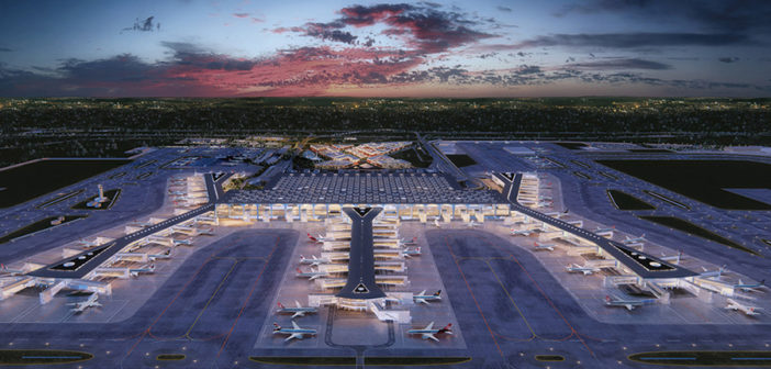ORAT preparations enter final stage at Istanbul New Airport