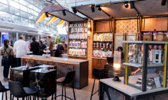 SSP opens premium coffee concept at Düsseldorf Airport