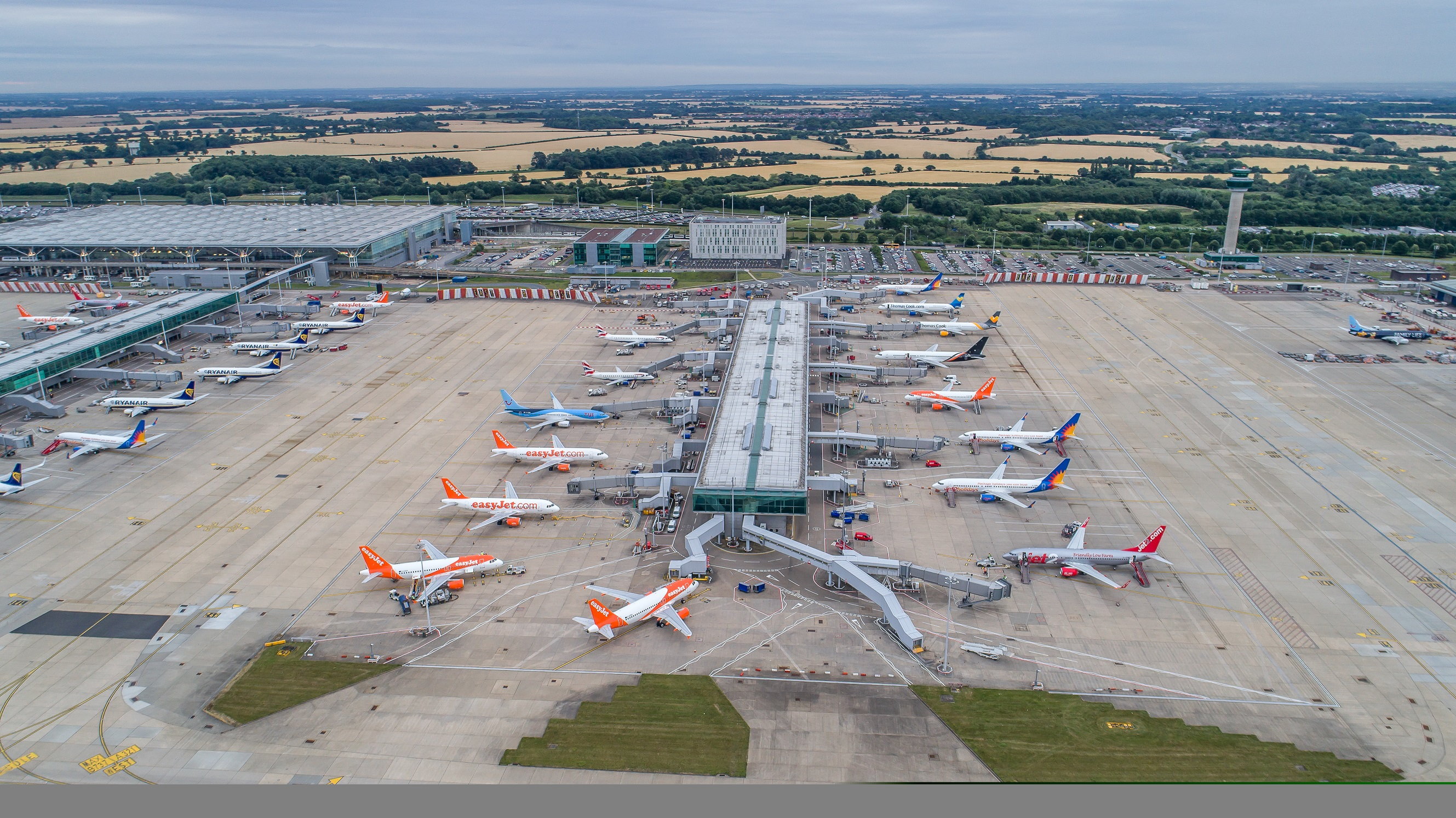Additional aircraft stands in operation at stansted airport additional aircraft stands in operation at stansted airport m4hsunfo