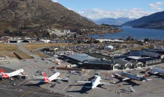 Work gets underway on Queenstown Airport expansion