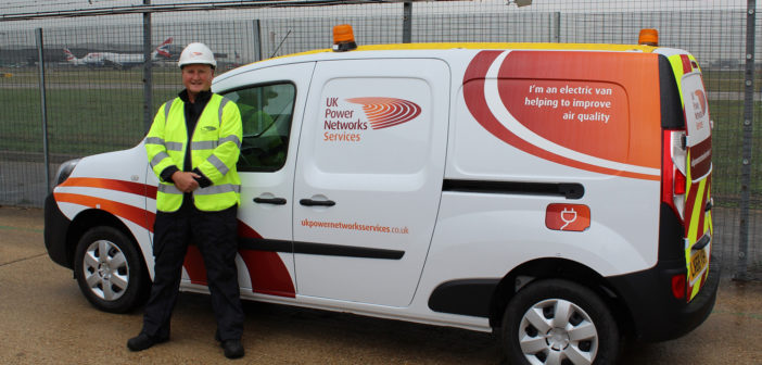UK Power Networks Services deploys EVs at London airports