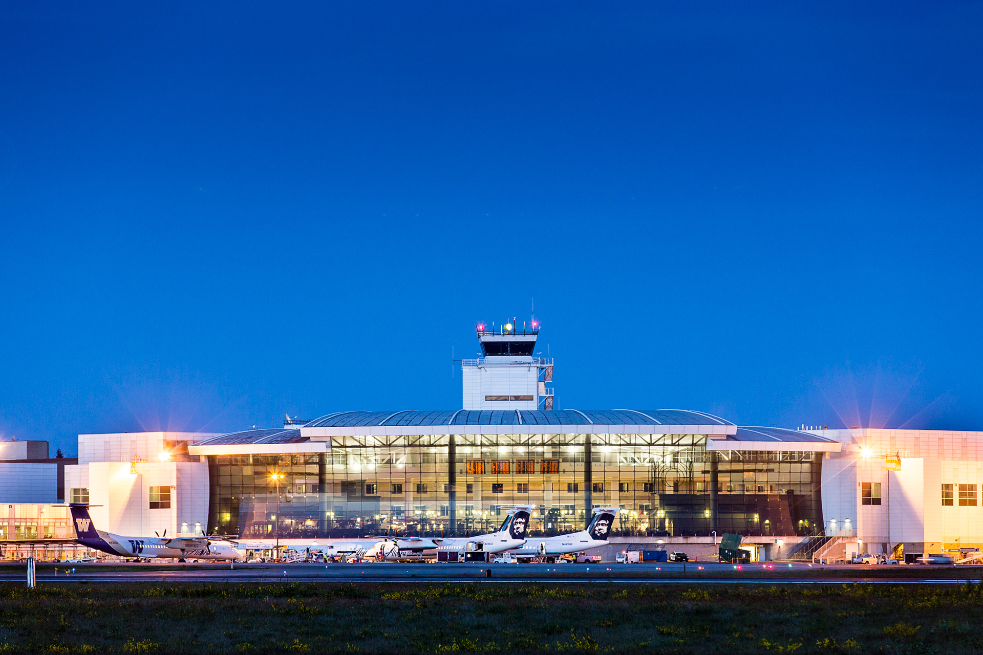 Sea Tac Airport Updates Expansion Plans With Seven New