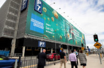 Sydney Airport unveils one of Australia's largest advertising wraps