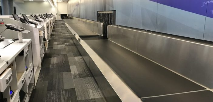 George Bush airport adds sales counters and baggage capacity to Terminal D