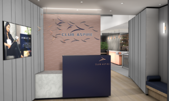 New Club Aspire Lounge to launch in early 2019