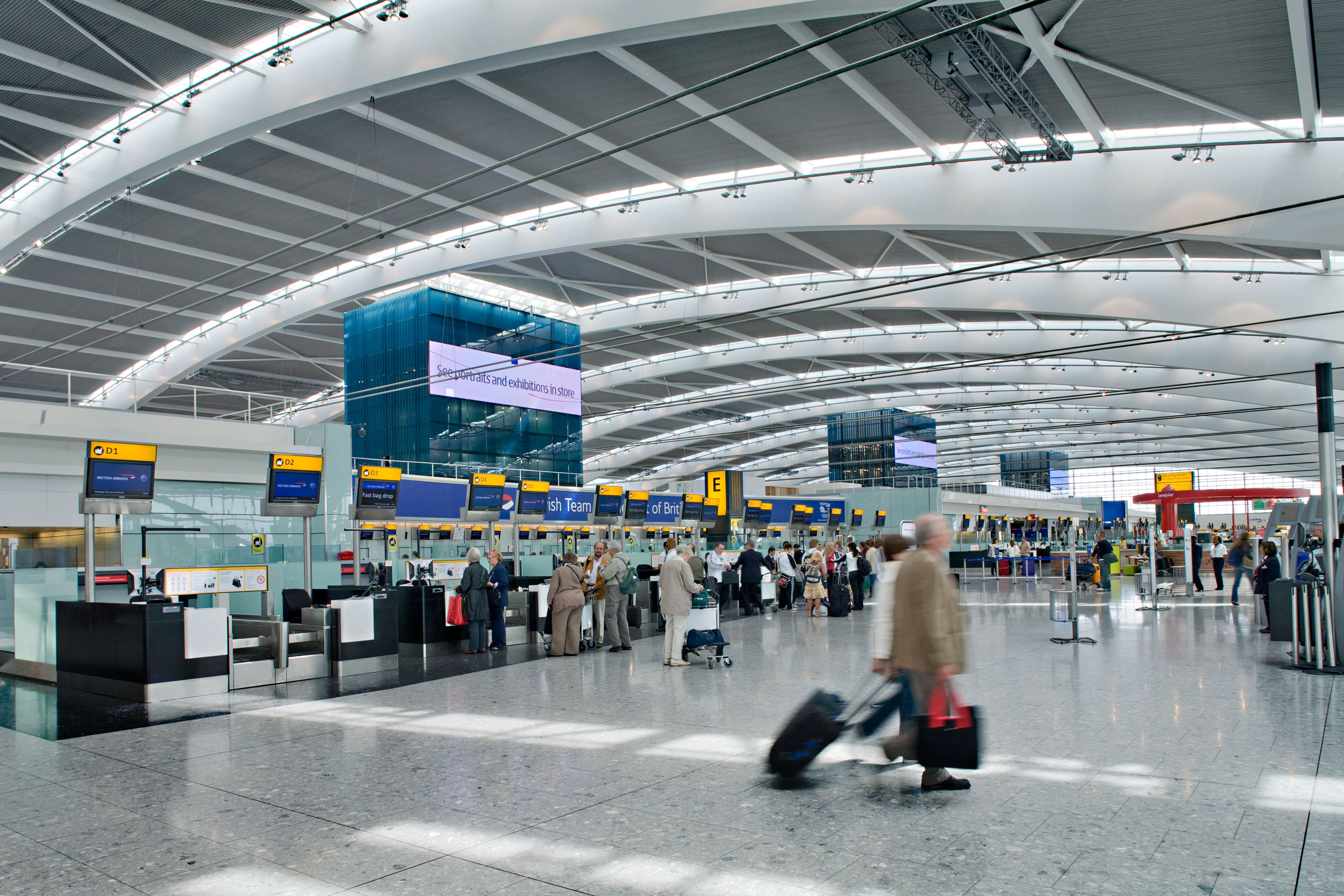 London Heathrow selects Better Airport to improve ...