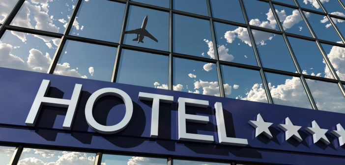 How airports can learn from hotels