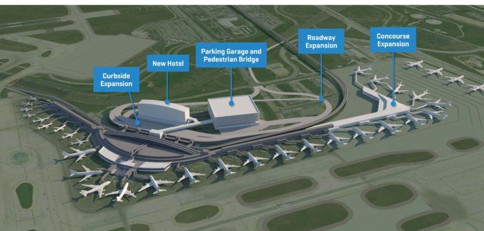 Shortlisted teams unveiled for US$8.5bn O'Hare Airport expansion plan