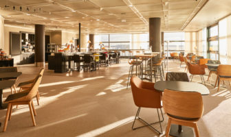 Lufthansa expands lounge offering at Frankfurt Airport