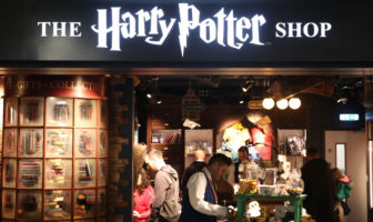 The Harry Potter Shop lands at Gatwick North Terminal