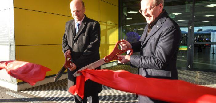 London Luton Airport opens US$200m terminal expansion
