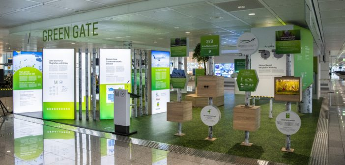 Munich Airport launches sustainable travel exhibition