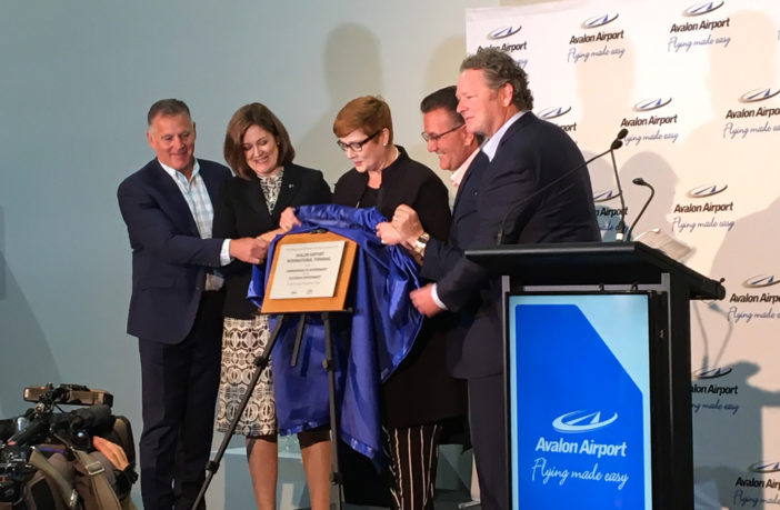 Avalon Airport becomes Australia's newest international airport