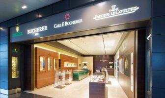 Zurich Airport launches refurbishment of Bucherer multibrand store and Rolex Boutique