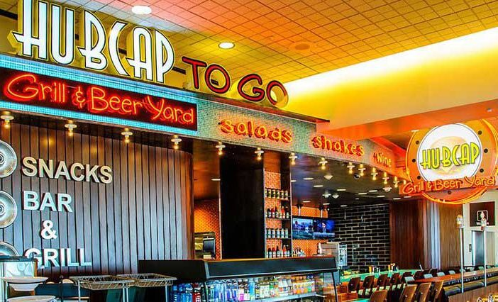 Dining options at Bush Intercontinental Airport nominated for travel awards