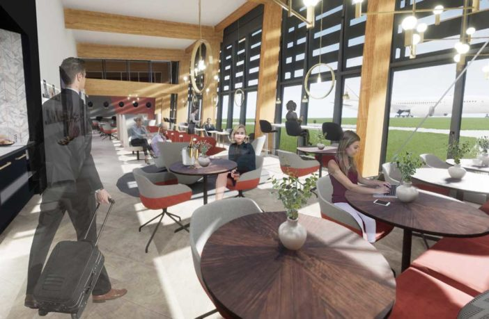 Manchester Airport to launch private terminal for commercial customers