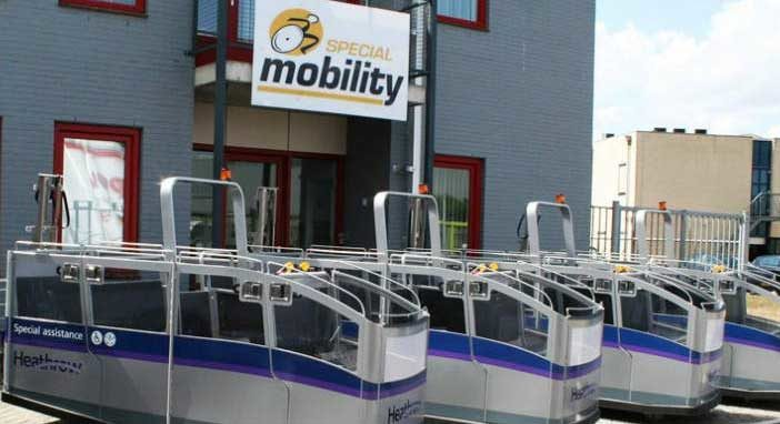 Multimobby people movers launched at Heathrow