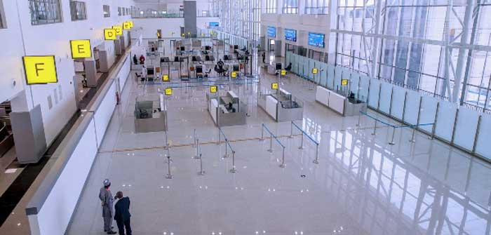 Nnamdi Azikiwe International Airport opens new terminal