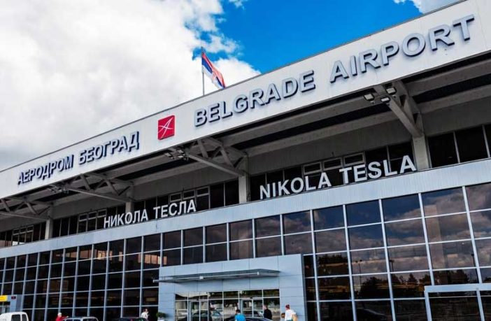 Terna signs the contract for the construction of Belgrade Nikola Tesla Airport