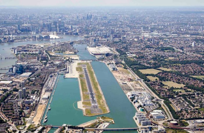 London City Airport welcomed record-breaking 4.8 million passengers in 2018