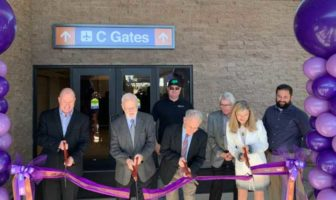 Tucson International Airport officially opens C Gates