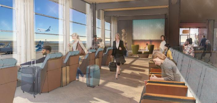 Alaska Airlines revels latest lounge development at San Francisco Airport T2