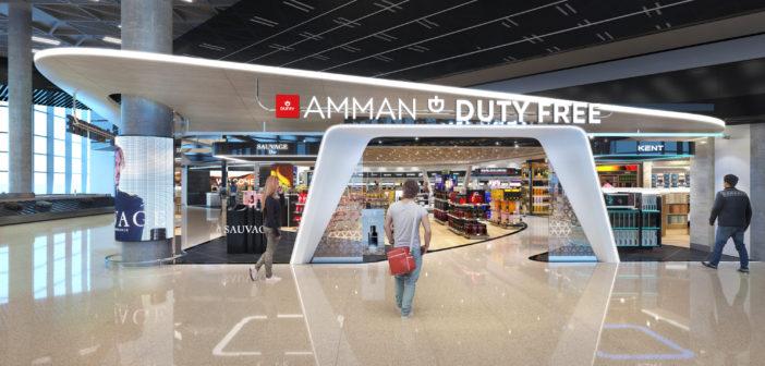 Jordan-themed arrivals store opened at Amman Queen Alia Airport