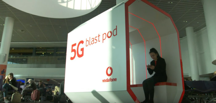 Manchester Airport becomes UK's first 5G airport