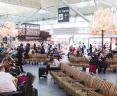 London Stansted Airport unveils new departure lounge seating