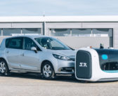 Video: Stanley Robotics parking system launched at Lyon Airport